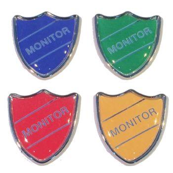 MONITOR badge